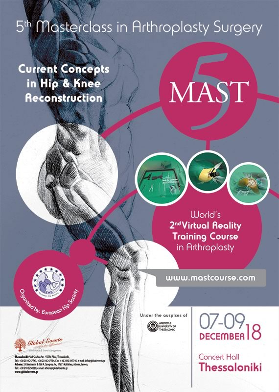 Masterclass Arthroplasty Surgery